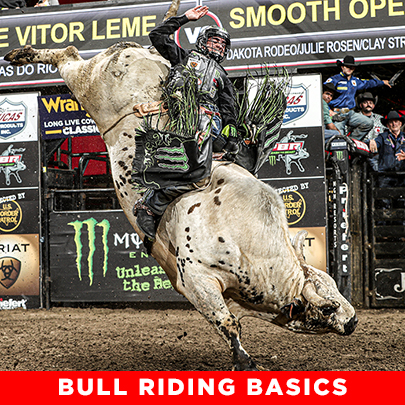 Bull Riding Basics Button