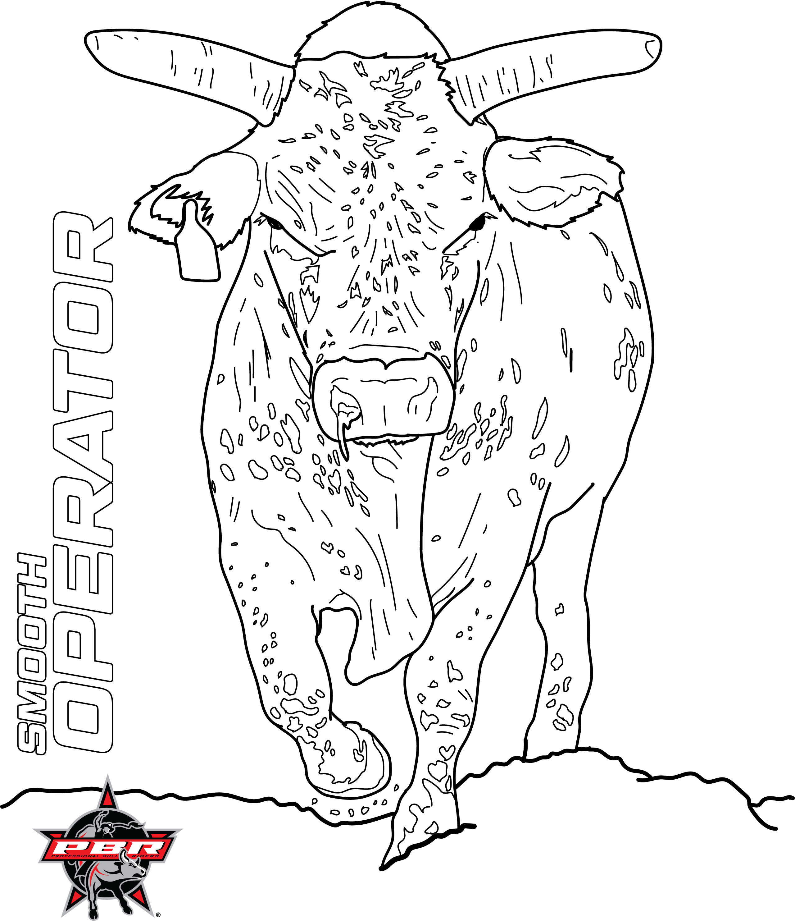 Rodeo Coloring Pages Capture Free Printable Horse Coloring Pages ... | 2964x2560