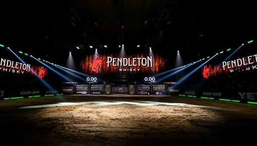 Pendleton® Whisky launches Let'er Buck Challenge to benefit the Pendleton Round-Up's Let'er Buck Cares Fund