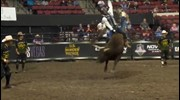 Ezekiel Mitchell rides @PBR on TikTok for 88.25 points
